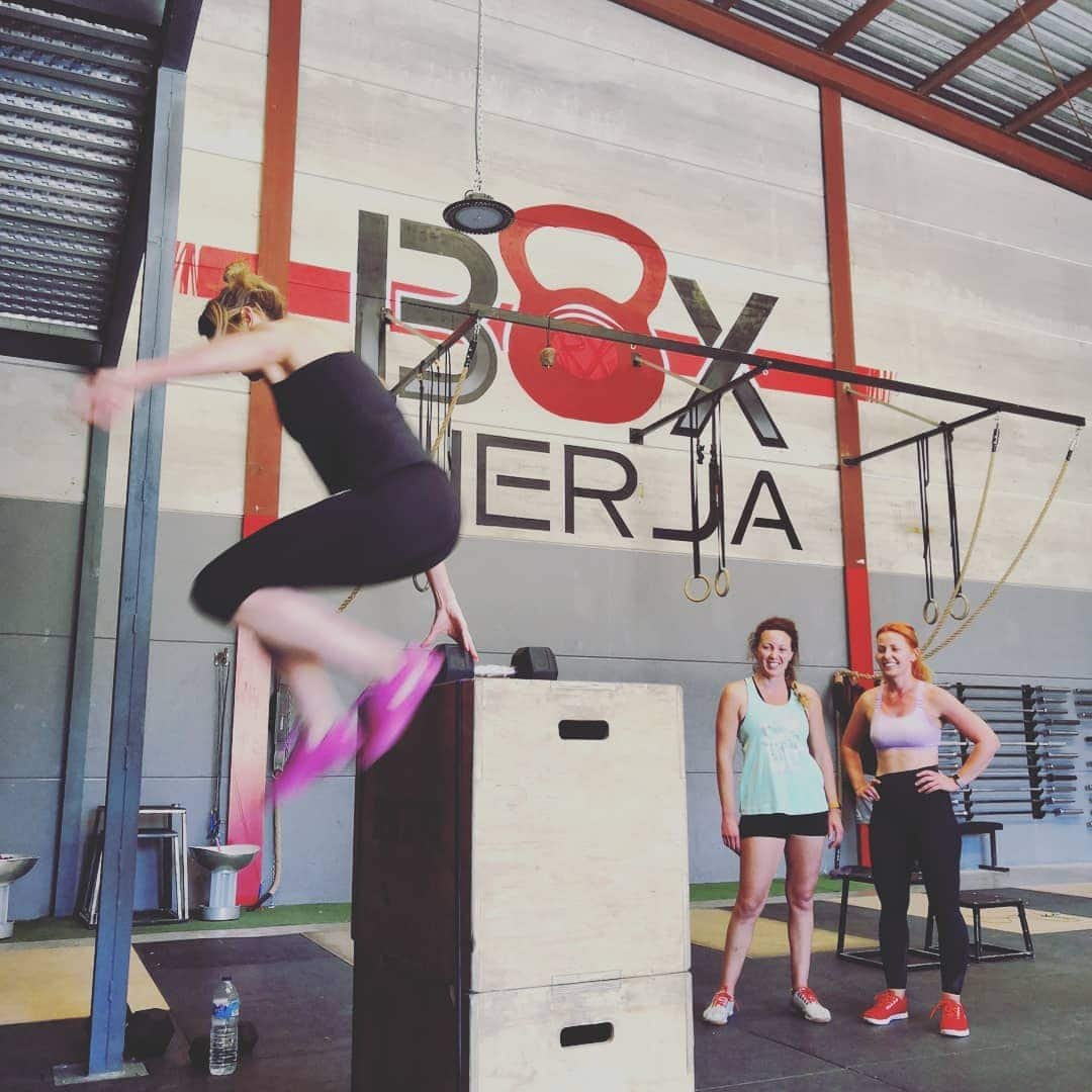box nerja crossfit crosstraining